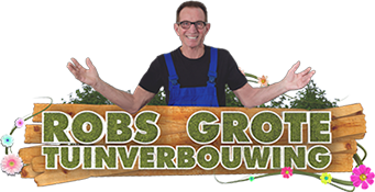 Robs grote tuin verbouwing