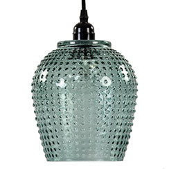 12210773 | Glazen hanglamp Berdina groen