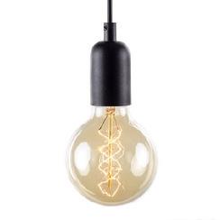 20100012 | moderne pendel hanglamp zwart keuken