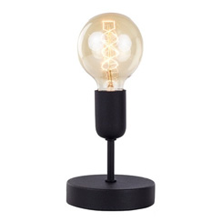 20100018 | moderne tafellamp woonkamer zwart