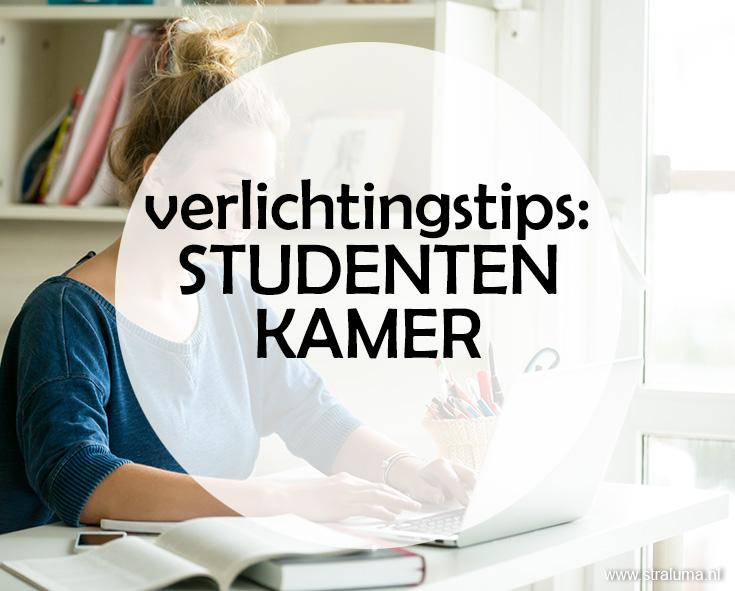 verlichtingstips: STUDENTENKAMER