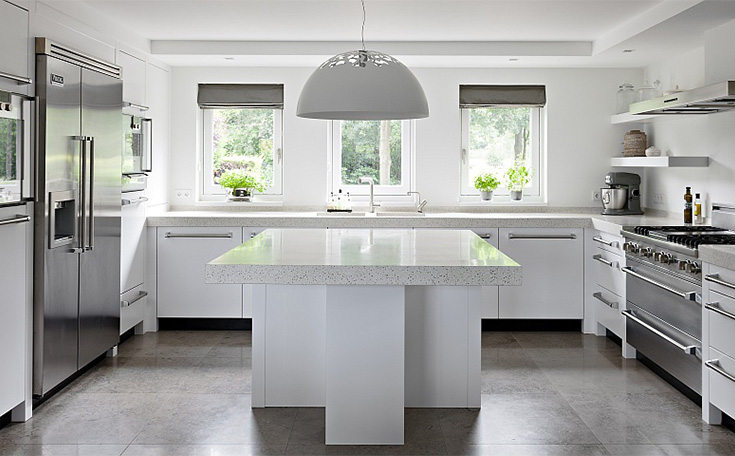 Led Armatuur Keuken : Verlichtingtip de keuken straluma