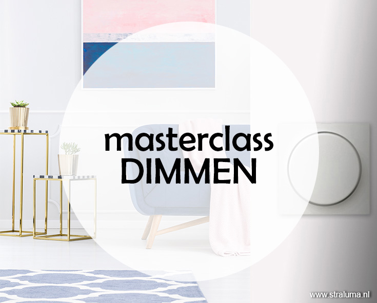 Masterclass Dimmen | alles over dimmen
