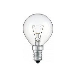 Lichtbron, gloeilamp helder E14 60 watt