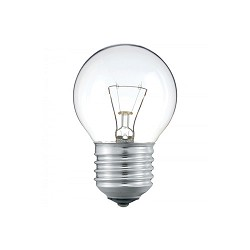 Lichtbron, gloeilamp helder E27 15 watt