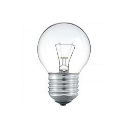 Lichtbron, gloeilamp helder E27 25 watt