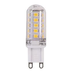 Lichtbron G9 LED 3=28W 3000K 4 standen