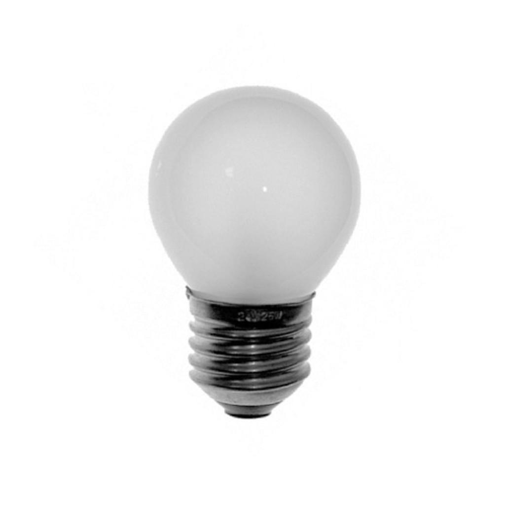 Lichtbron, gloeilamp mat E27 40 watt