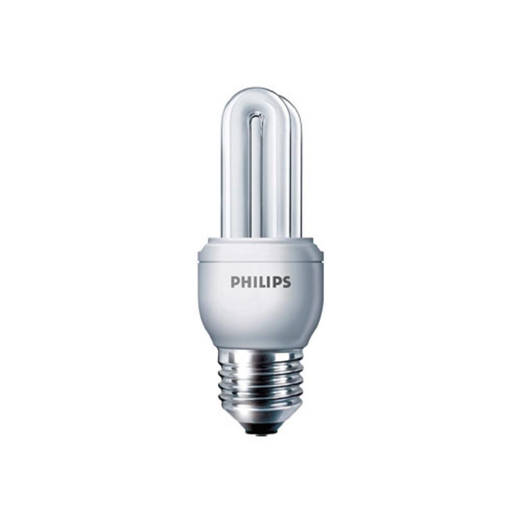 Lichtbron, spaarlamp Genie PH E27 5W=25W