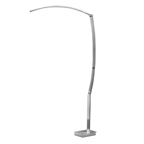 Vloerlamp LED modern verstelbaar