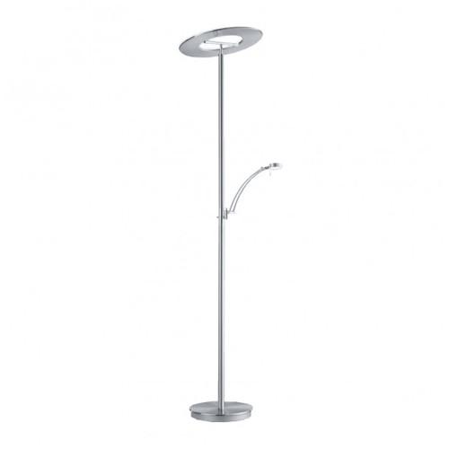 **Design vloer-leeslamp LED  dimbaar