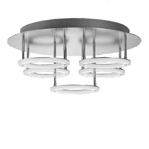 moderne led lamp plafond keuken hal straluma. Black Bedroom Furniture Sets. Home Design Ideas