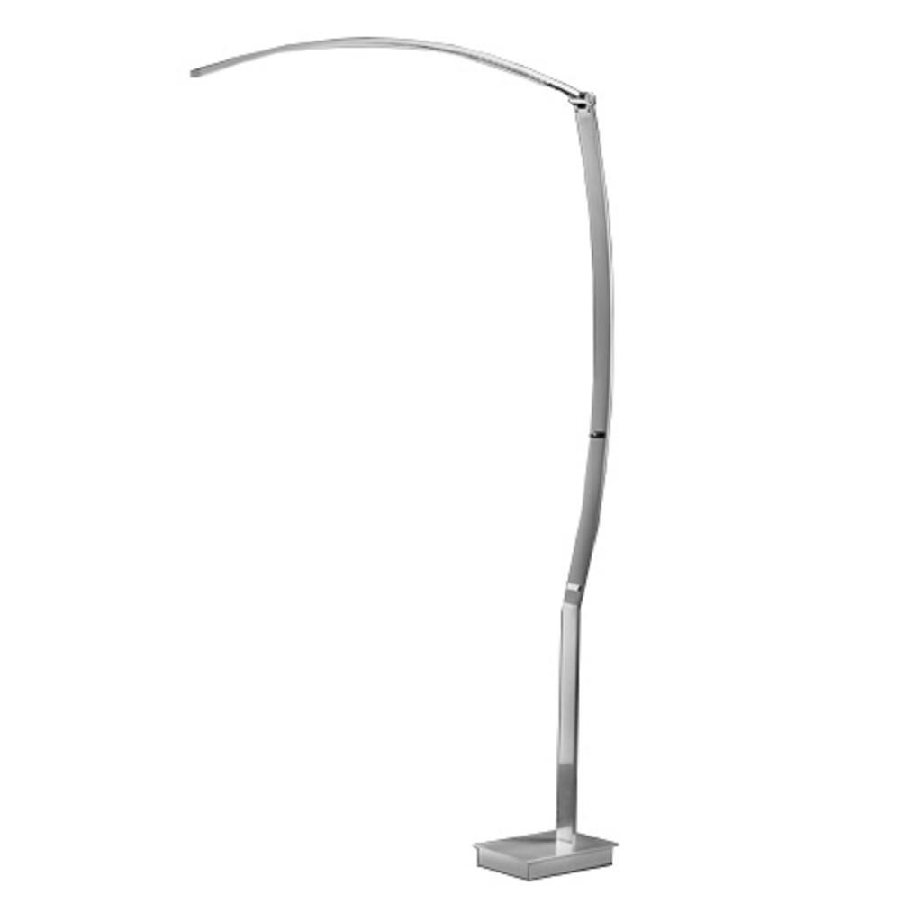 **Vloerlamp LED modern verstelbaar
