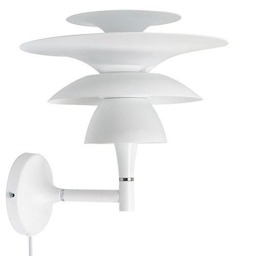 *Moderne wandlamp wit