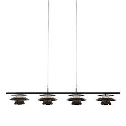 *Moderne design hanglamp zwart eettafel