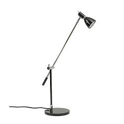 *Bureaulamp LED verstelbaar zwart chroom