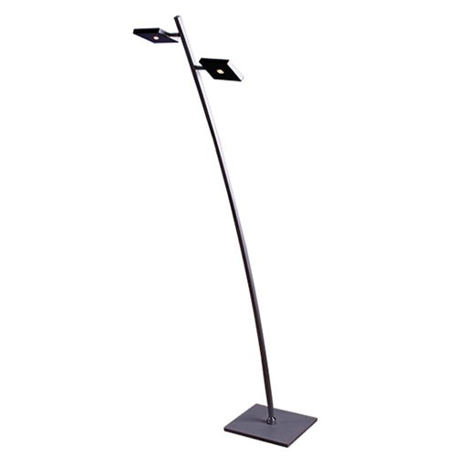 Led leeslamp design aluminium verstelbaa