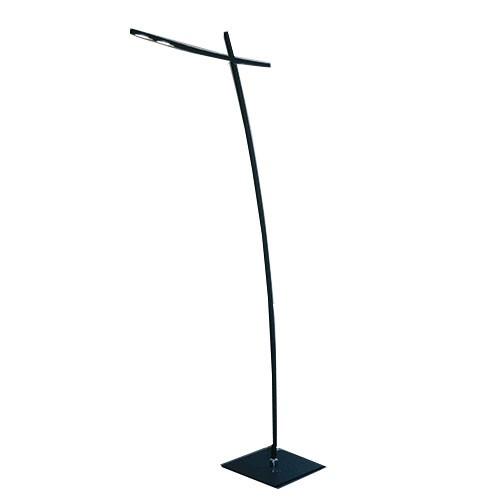 LED leeslamp design verstelbaar zwart