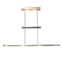 *Hanglamp LED aluminium verstelbaar
