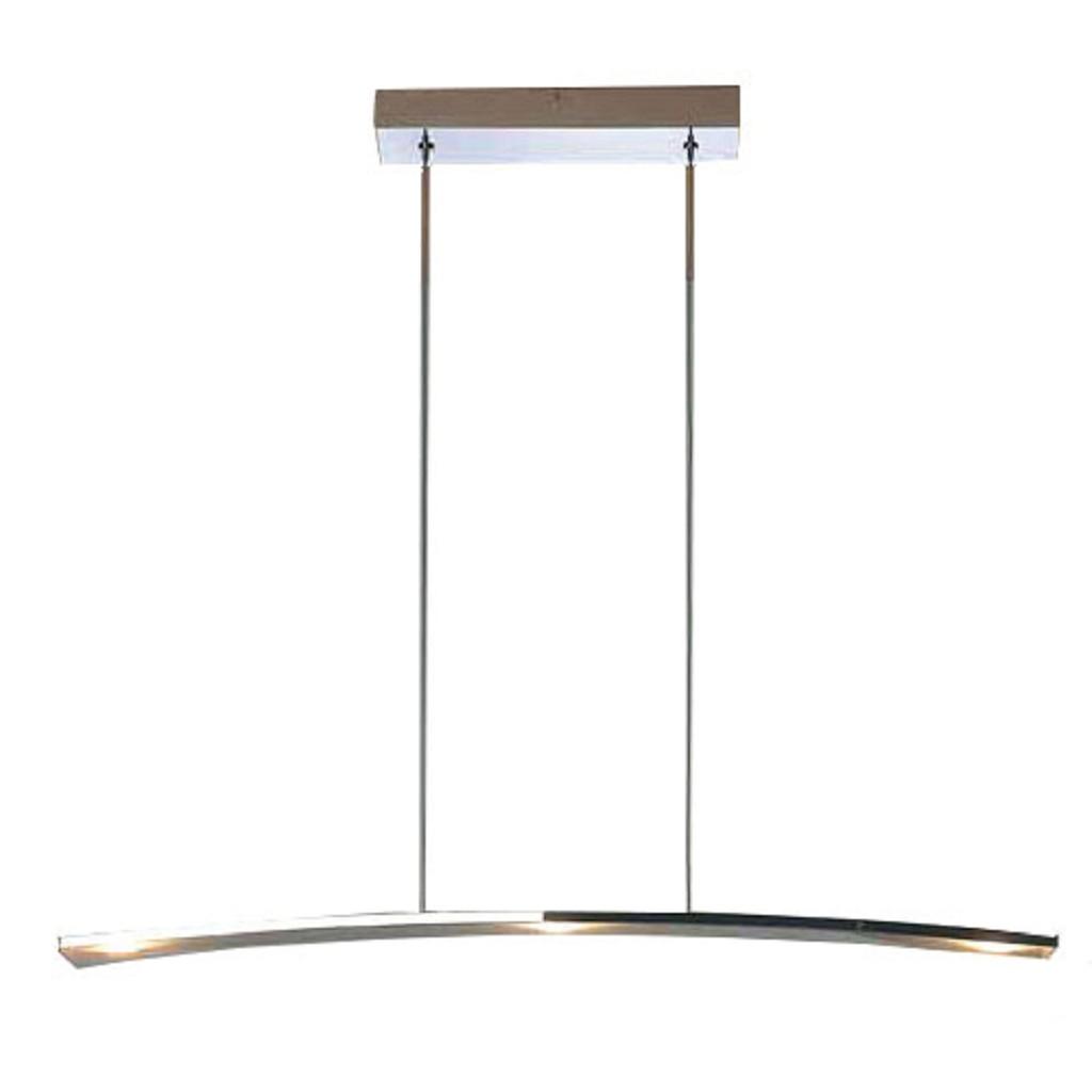 Design hanglamp LED eettafel aluminium