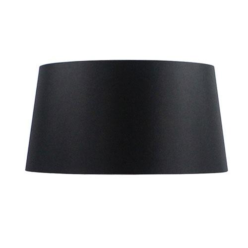 Lampenkap zwart Bridge 45 cm Chinz 20