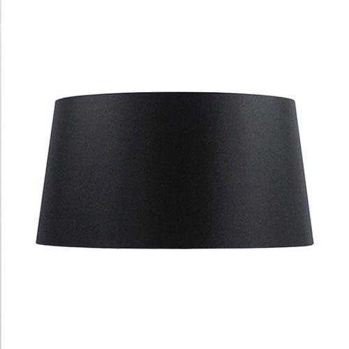 Lampenkap zwart Bridge 50 cm Chinz 20