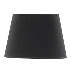 Lampenkap ovaal antraciet / donker grijs