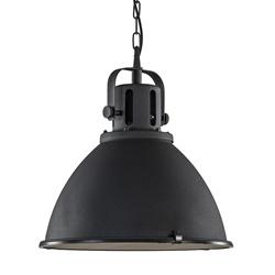 Hanglamp Jesper zwart 48 cm
