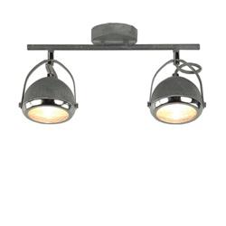 Aanbieding plafondlamp spot betonlook