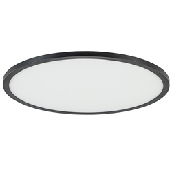 Moderne LED plafondlamp rond inclusief remote