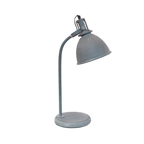Beautiful industriele betonlook with leeslamp industrieel for Staande lamp betonlook