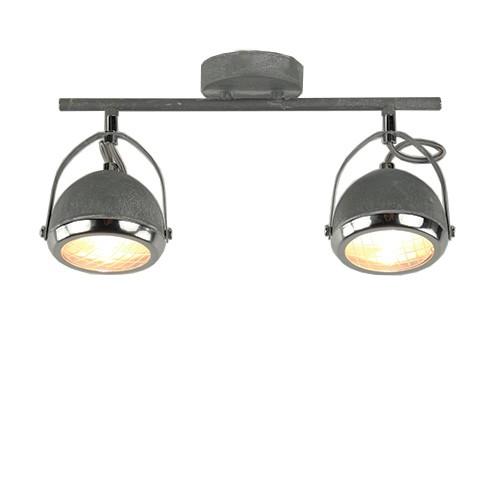 Aanbieding plafondlamp spot betonlook straluma for Plafondverlichting