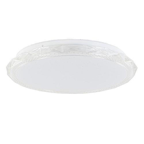 Dimbare plafonnière modern inclusief LED en remote