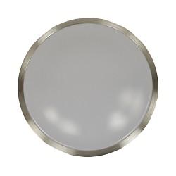 *LED plafonnière badkamer kunststof IP44