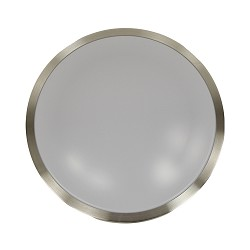 *LED Plafondlamp badkamer kunststof IP44