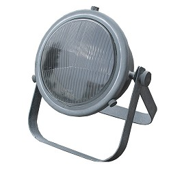 Spot tafellamp industrie betonlook glas