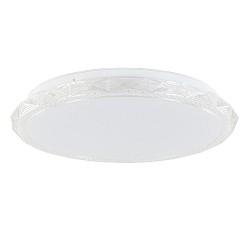 Plafondlamp wit met remote