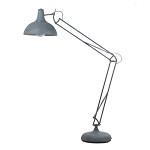 Trendy XL vloerlamp beton-look