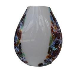 *Unieke handgemaakte glazen Vaaslamp