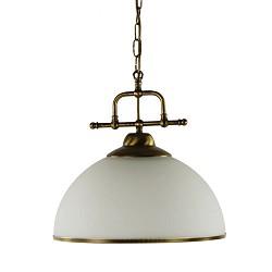 Hanglamp klassiek brons keuken