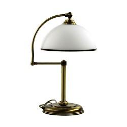 Klassieke tafellamp brons