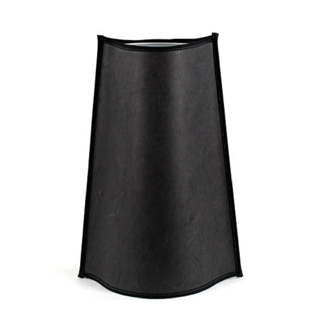 *Tafellamp stof zwart slaap/woonkamer