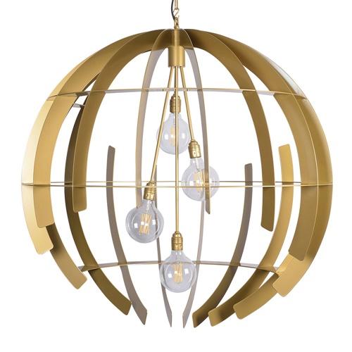 Hanglamp Terra 100cm goud
