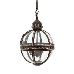 Hanglamp residential brons 30 cm