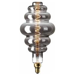 Calex XXL Paris LED lamp Titanium E27 6W