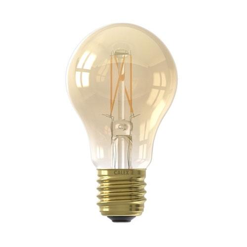 Calex LED E27 A60 gold 2100K dimbaar