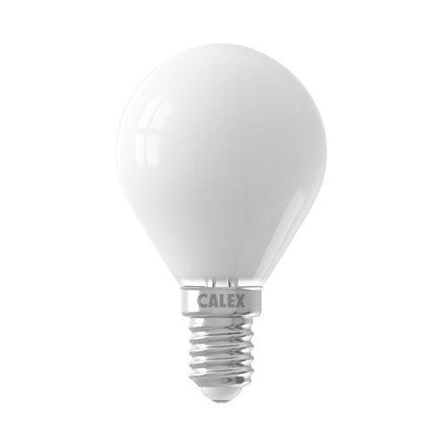 Calex LED kogel E14 softline 2700K dimbaar