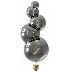 Calex Alicante lichtbron titanium 4w e27