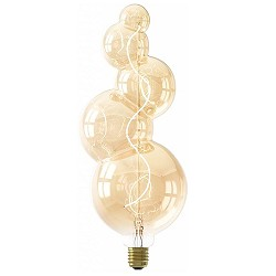 Calex Alicante LED lamp Gold 240V 4W