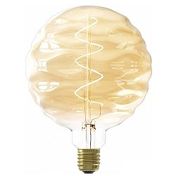Calex Bilbao LED Lamp Gold 240V 4W